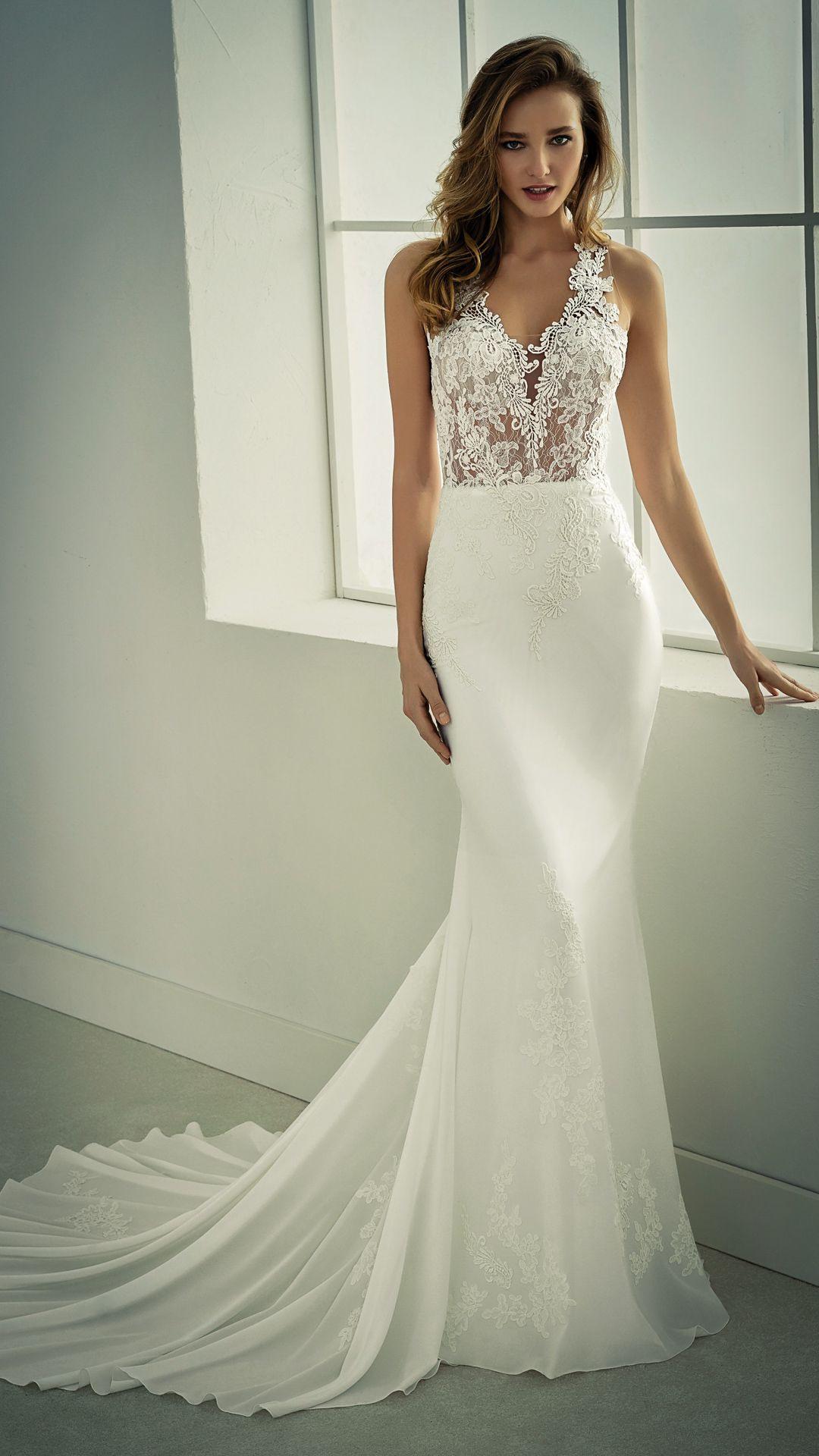 Hochzeitskleider 2020 White One Kollektion Modell