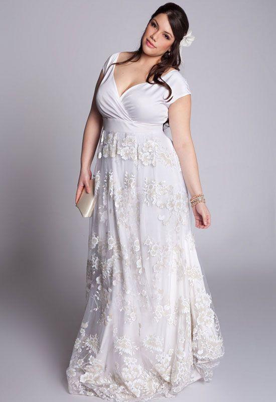 Hochzeitskleider Größe 48 Top 5  Lässige Brautkleider