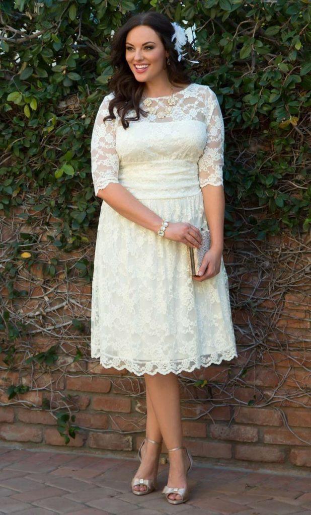 Hochzeitskleider Grosse Grössen 5 Besten  Hochzeitskleid