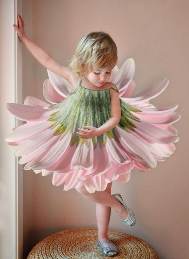 Hochzeitskleider Kinder 5 Besten  Fee Kostüm Kleider Für
