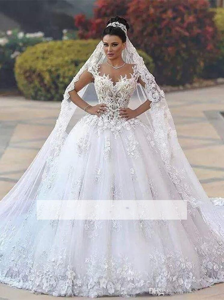 Hochzeitskleider Prinzessin  Hochzeits Idee