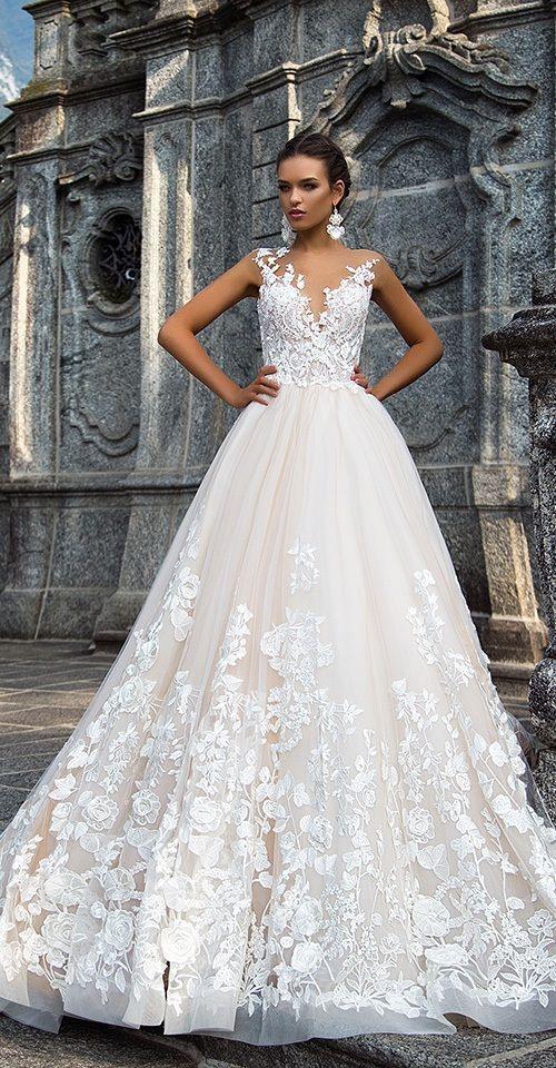 Hochzeitskleider Prinzessin Schnitt Hochzeitskleider