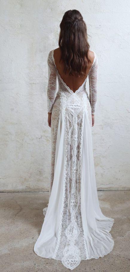 Hochzeitskleider Rückenfrei 15 Besten  Page 9 Of 15