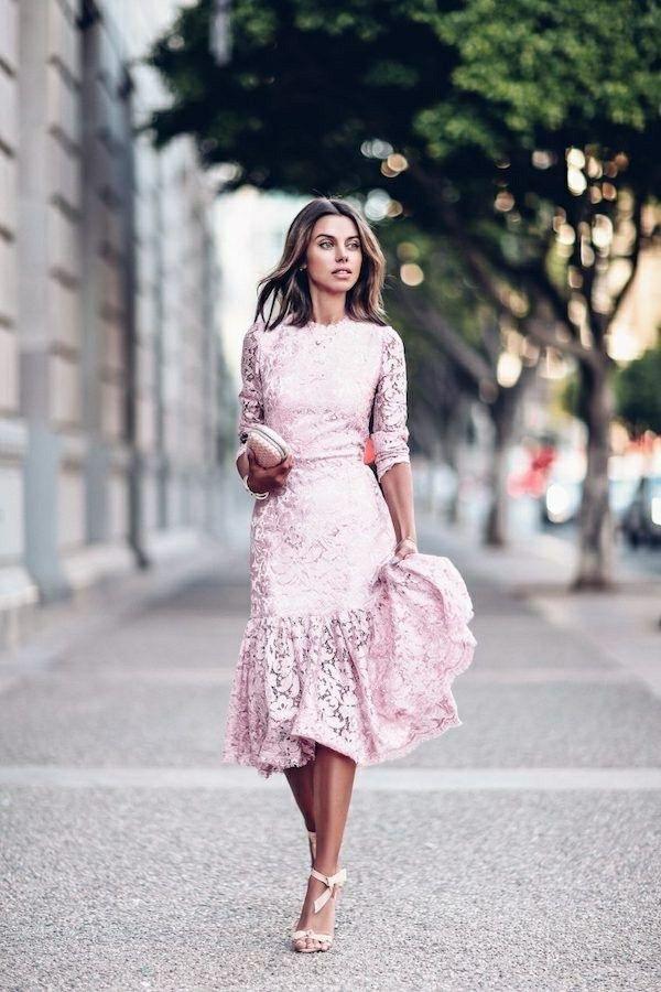 Hosenanzug Kleider Für Hochzeitsgäste  Spitzenkleider