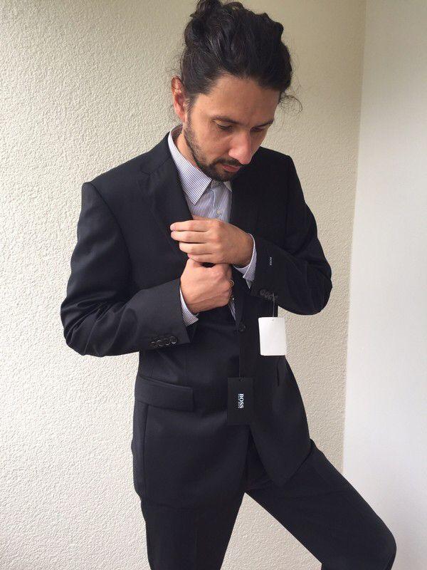 Hugo Boss Anzug Neu🤵 100 Schurwolle  Hugo Boss Anzug