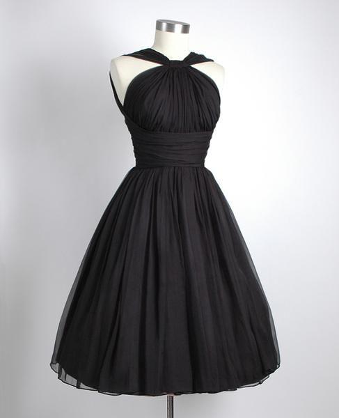 I Found 'Hemlock Vintage Chiffon Dress' On Wish Check It