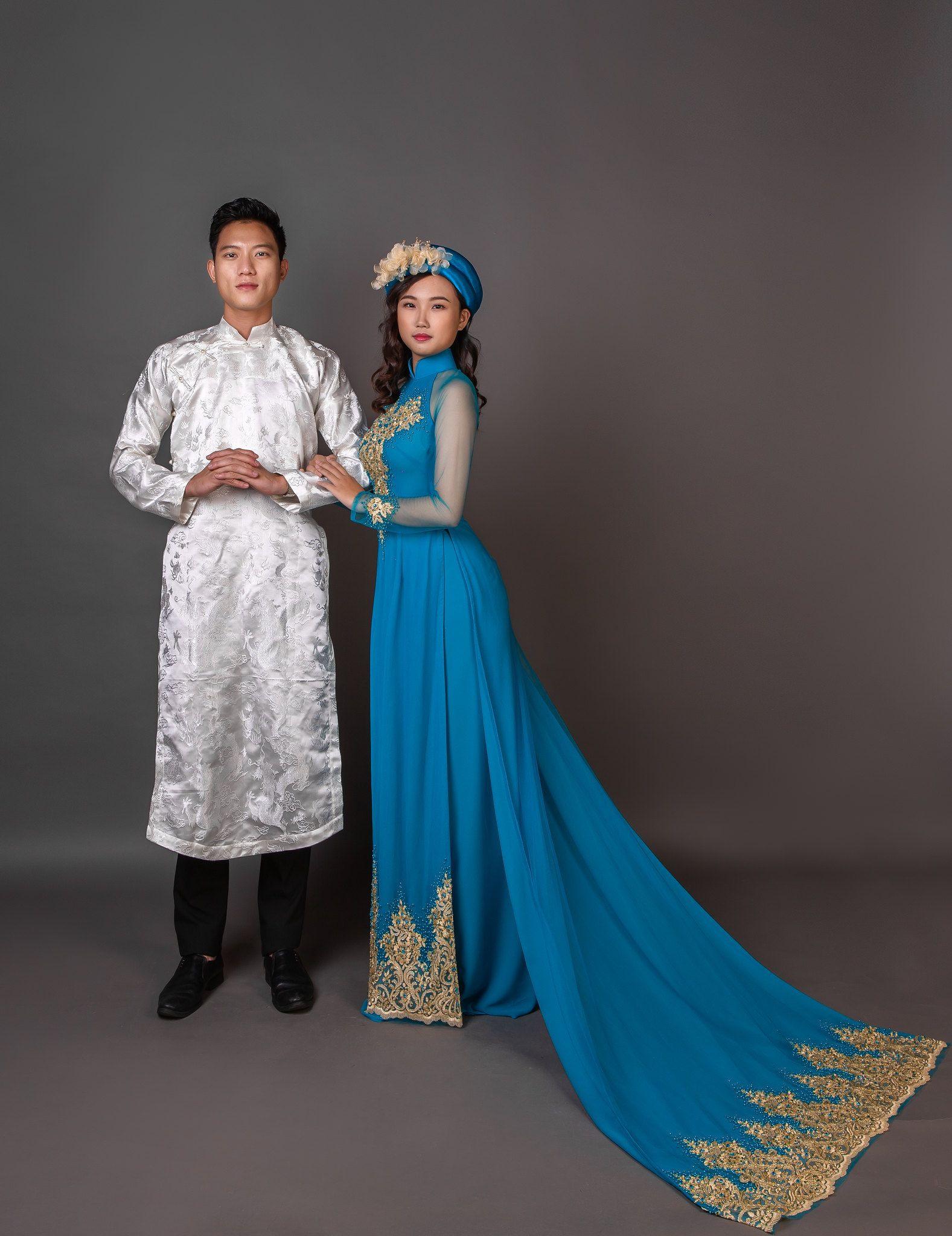 Ib17965  Ao Dai Bridesmaid Dresses Dresses