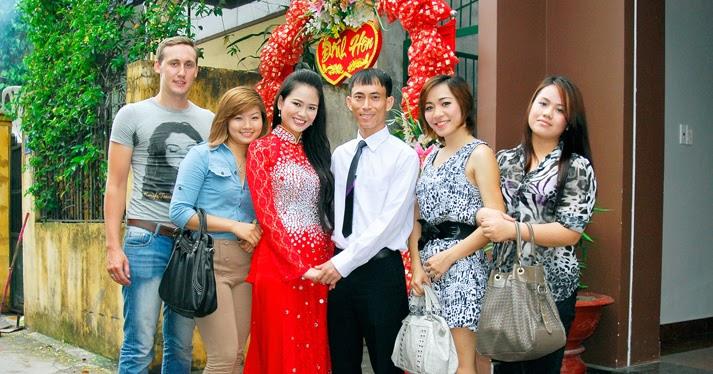 Ich In Vietnam Hochzeit Die Dritte Diesmal Mit Mir
