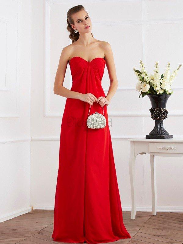 Idee Von Mekleid Auf Abendkleider  Abendkleid Rote