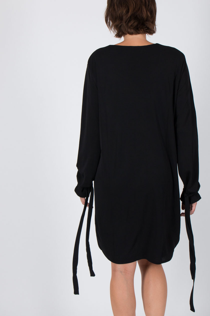 Iheart Nahla Kleid Frauen Schwarz  P2/Mode  Accessoires