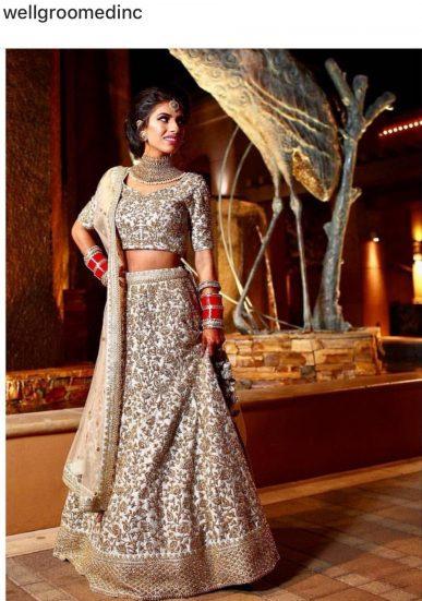 Indische Hochzeit Kleidung / Anzug Indische Hochzeit