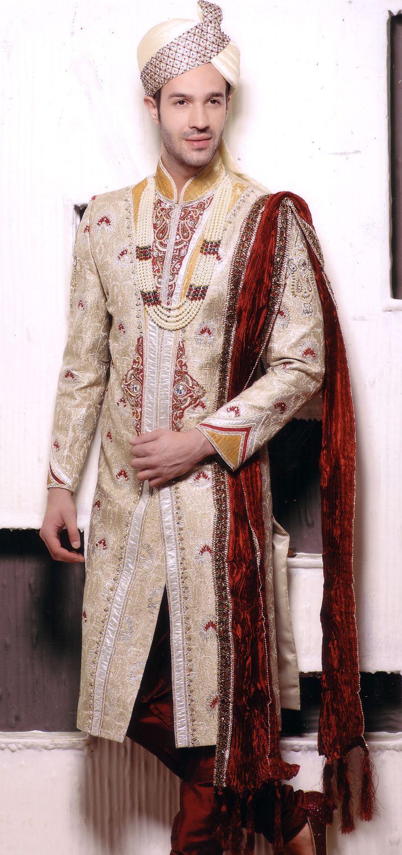 Indische Hochzeit Kleidung Mann  Abendkleid