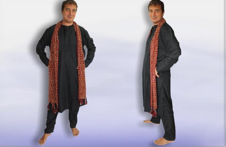 Indische Kleidung Männer Die Moderne Alltägliche