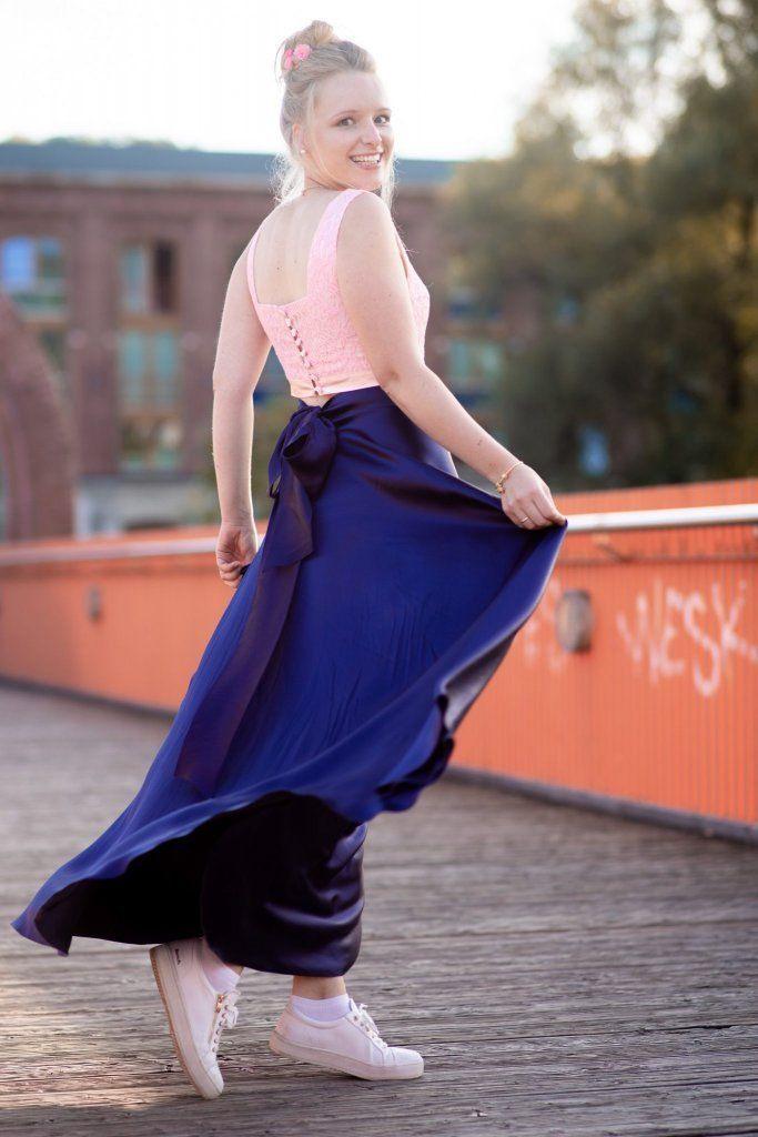 Inspiration Für Ein Hochzeitsgast Outfit Nähen  Miss Rosi