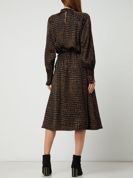 Inwear Kleid Mit Abstraktem Muster Modell 'Pauline' In