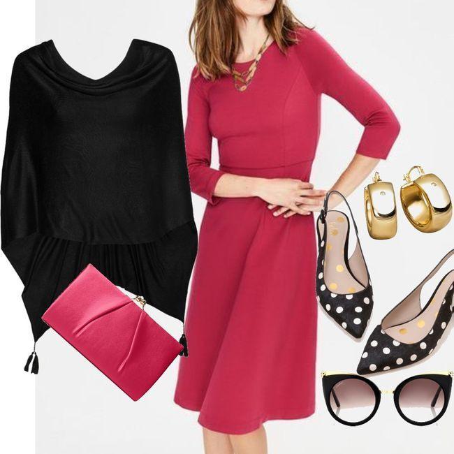 Irene Pontekleid Pink Damen Boden Size Für Damenoutfits