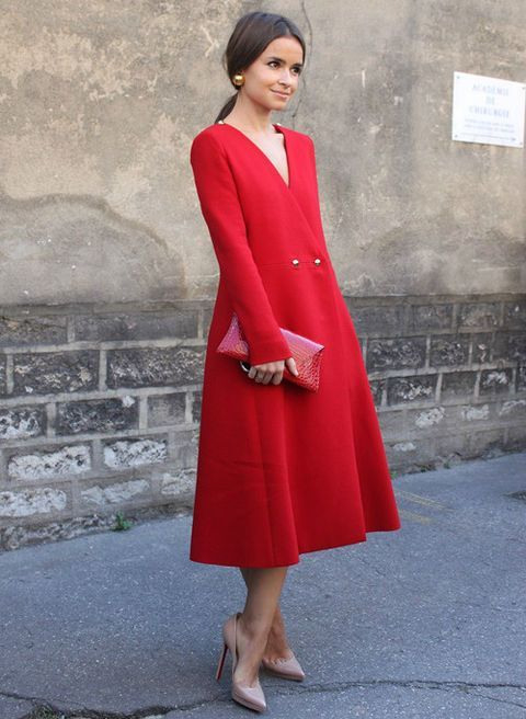 Is It A Coat Or Dress 8 Stylish Looks That Prove It Can