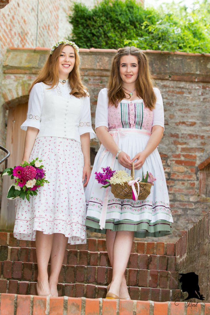 Isar Liesl Hochzeit  Dirndl Trachten