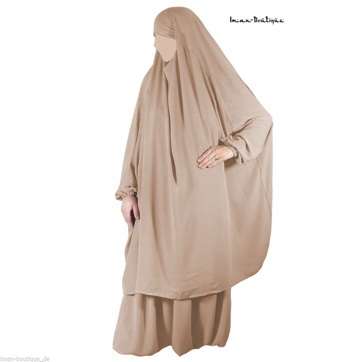 Islamische Kleidung Khimarset Jilbab Mit Rock Hose Abaya