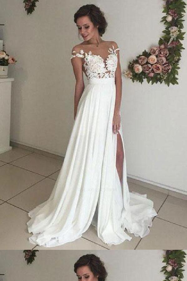 Ivory Prom Dresses Ivorypromdresses Wedding Dress Lace