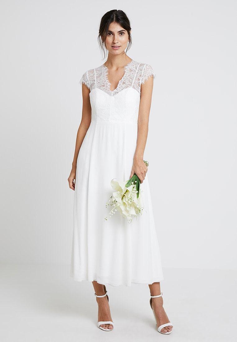 Ivy  Oak Bridal Midi Bridal Dress  Ballkleid  Snow