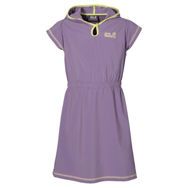 Jack Wolfskin Kleid Mädchen Girls Solano Dress 128