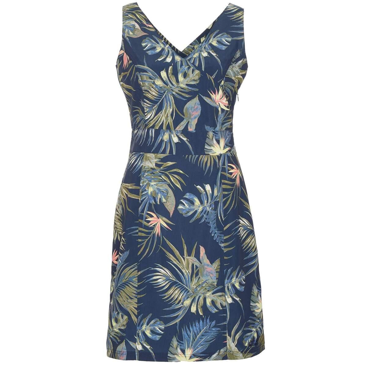 Jack Wolfskin Wahia Tropical Dress Frauen  Kleid Von