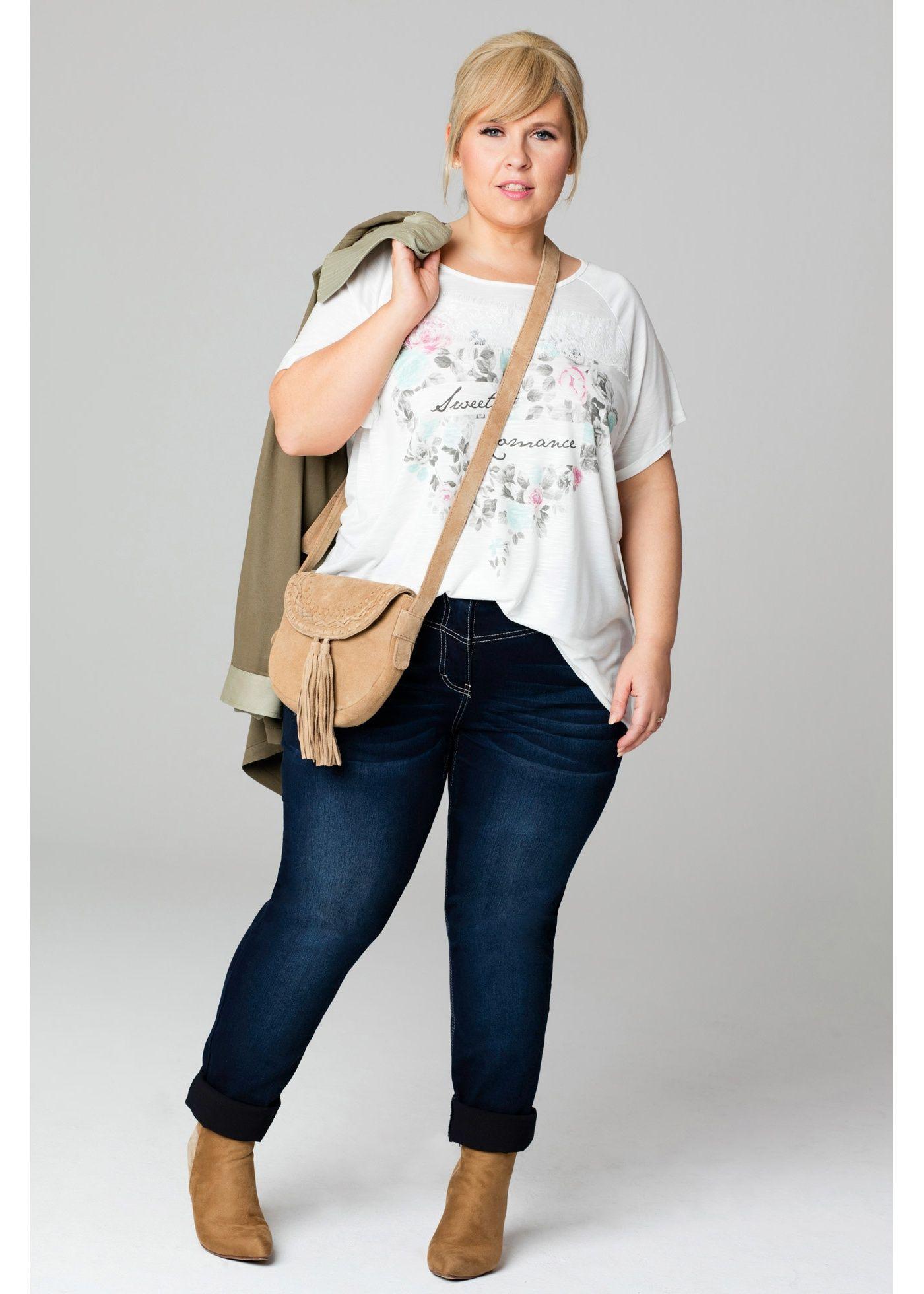 Jeans  Designt Von Maite Kelly Dark Denim  Bpc Bonprix