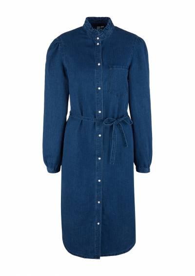 Jeanskleider Und Andere Kleider Für Frauen Von Topmarken