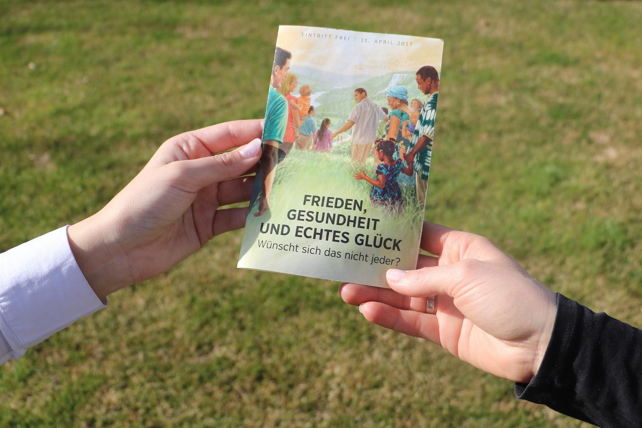 Jehovas Zeugen Beginnen Weltweite Einladungsaktion Für Die