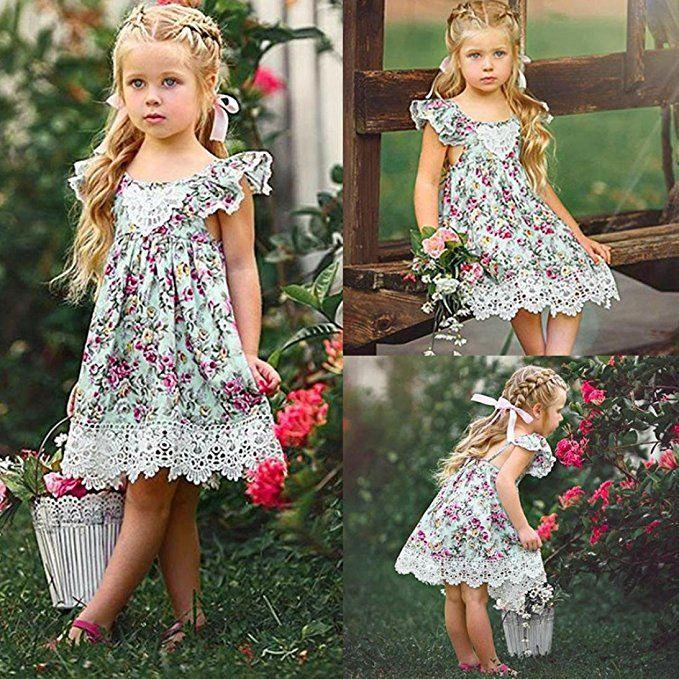 Jerfer Jerfer Kleinkind Kinder Baby Prinzessin Mädchen
