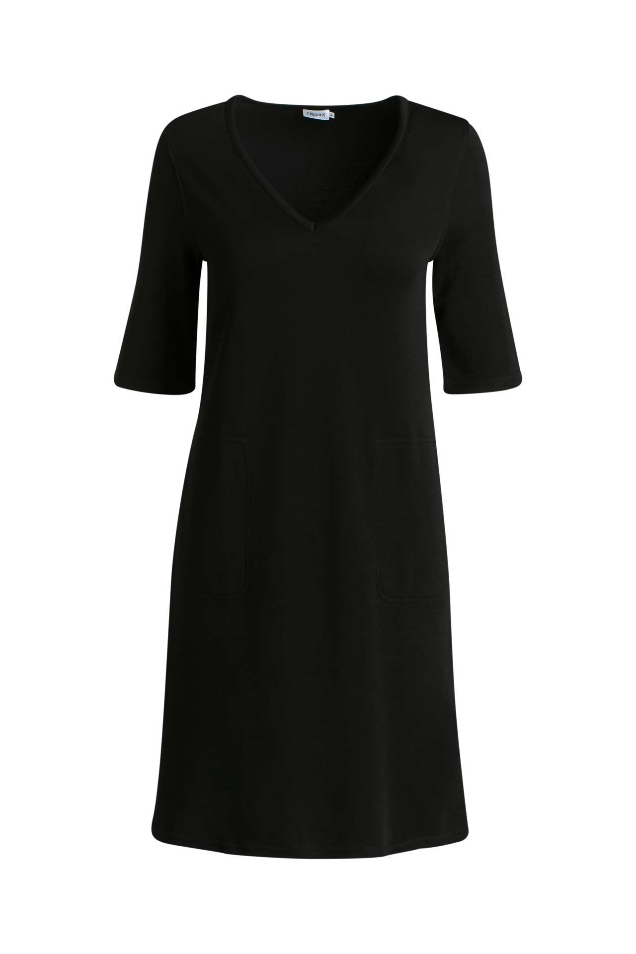 Jerseykleid Schwarz  Filippa K » Günstig Online Kaufen