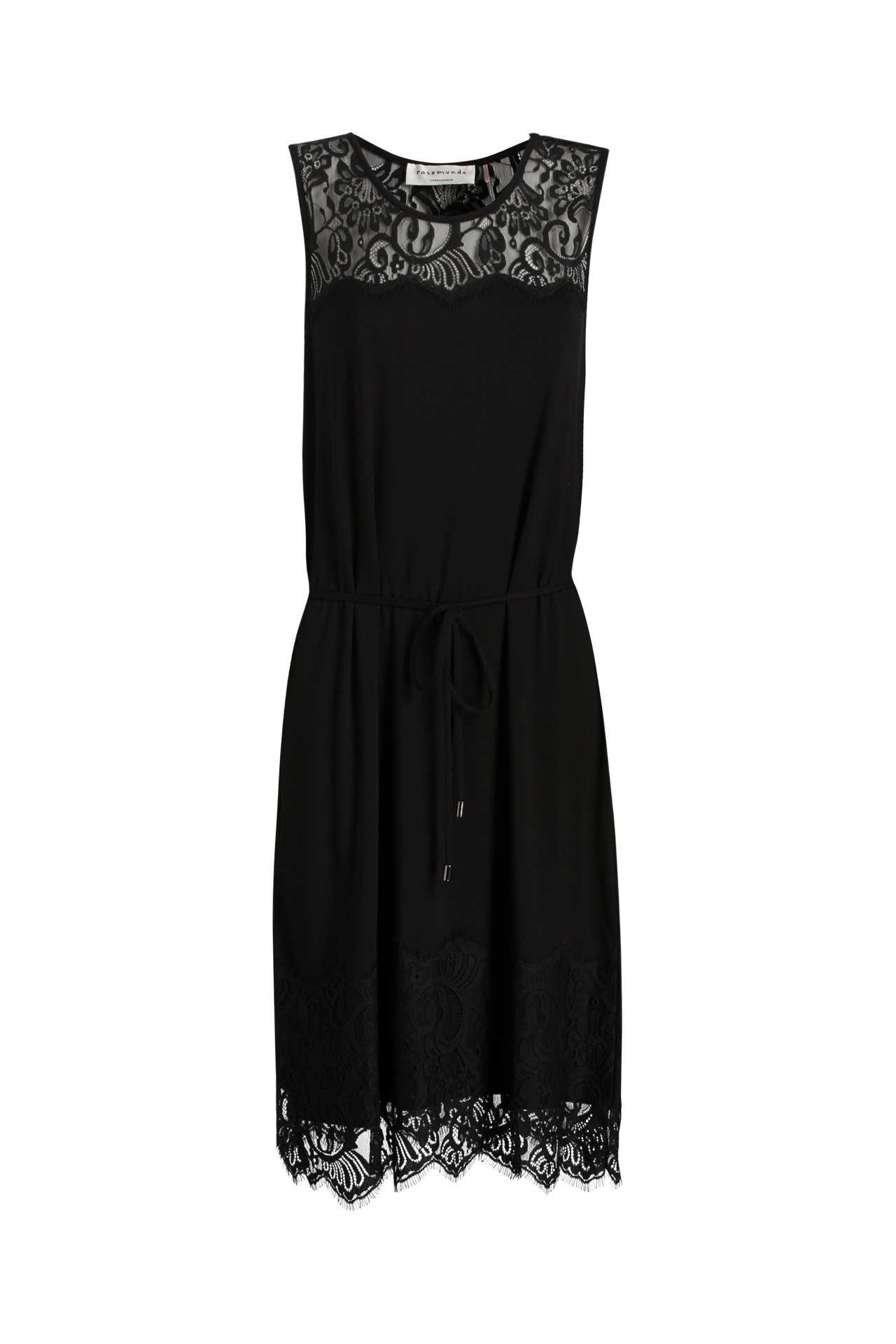 Jerseykleid Schwarz  Rosemunde » Günstig Online Kaufen