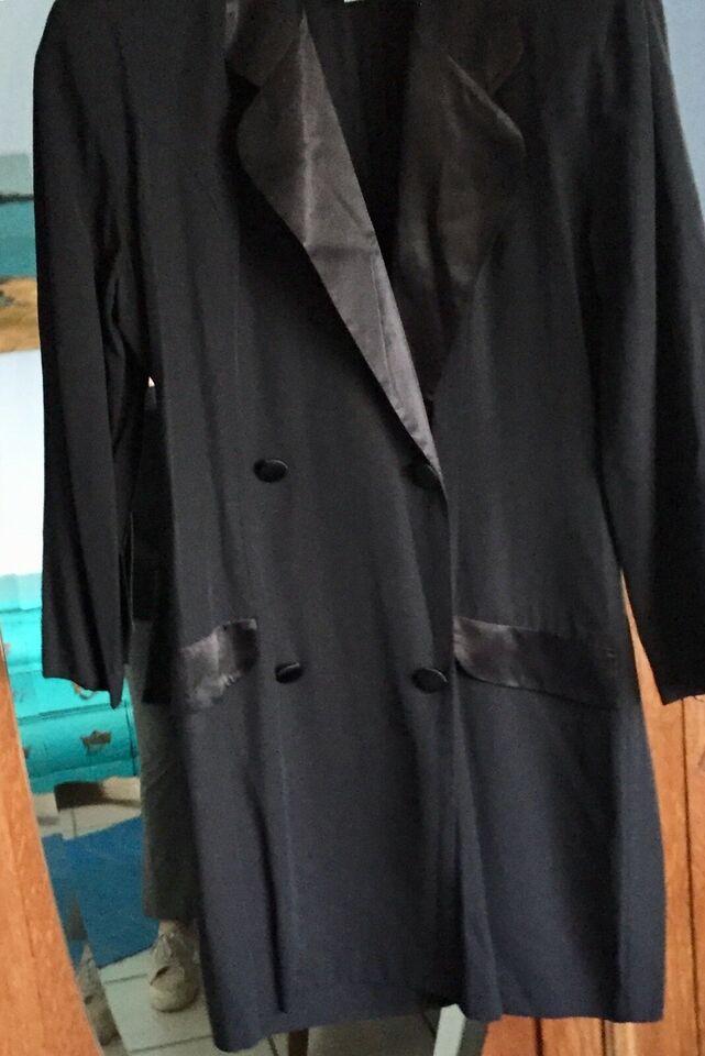 Joseph Ribkoff  Luxus Smoking Kleid Edel Gr 42 Apart Sehr