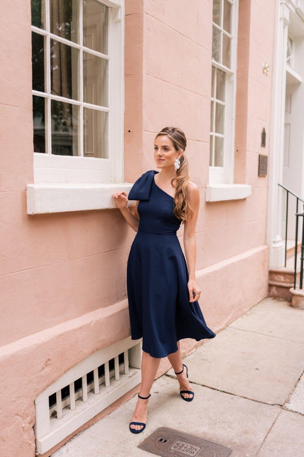 Julia Engel  Hochzeitsgast Kleid Sommer Sommer