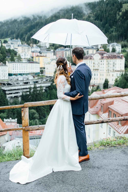 Julia  Moritz  Hochzeit Im Hotel Miramonte In Bad