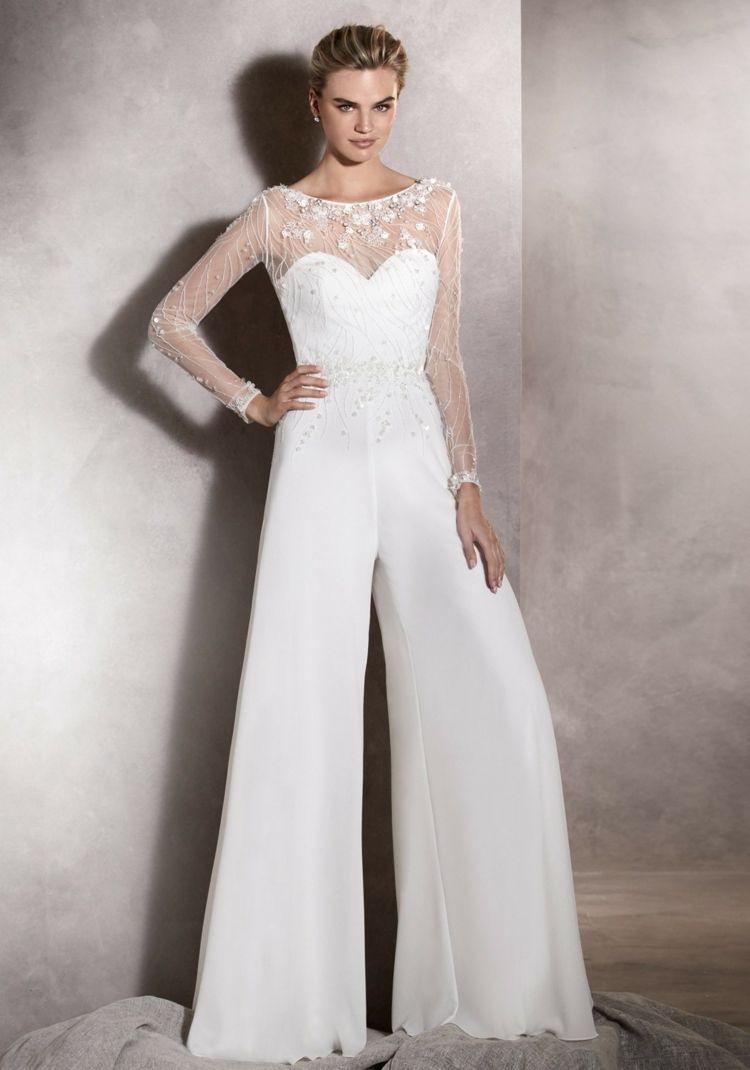 Jumpsuit Für Hochzeit Eleganter Overall Als