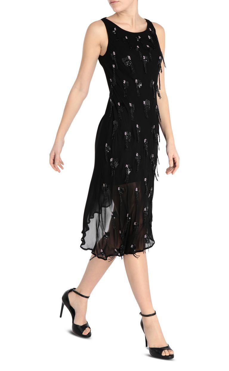 Just Cavalli Wadenlanges Kleid Für Sie  Offizieller
