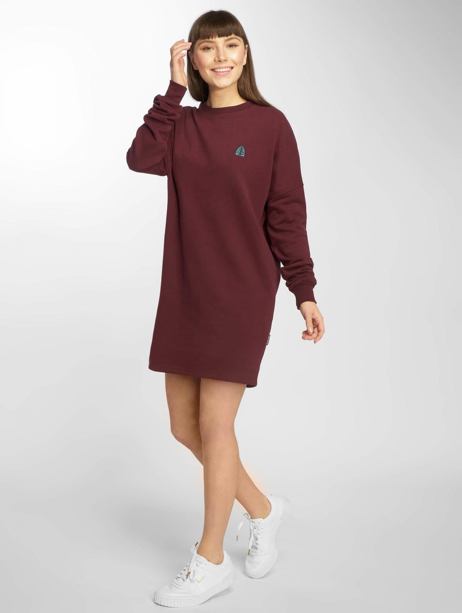 Just Rhyse Achiri Damen Kleid Rot 528682 Bei Kapatcha