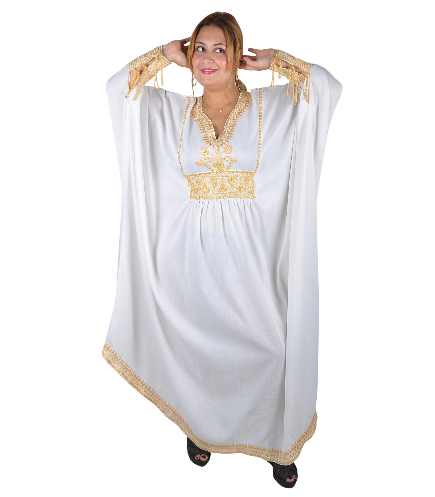 Kaftan  Kleid Im Orientalischenstil