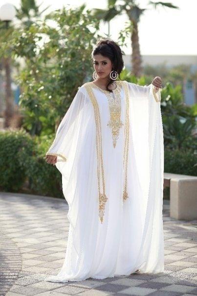 Kaftan  Orientalische Kleidung Abaya Mode Abaya Designs