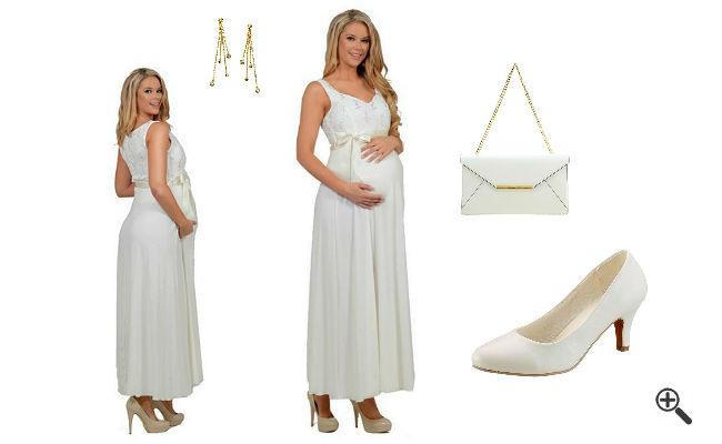 Kann Man Ein Weißes Kleid Auf Einer Hochzeit Tragen