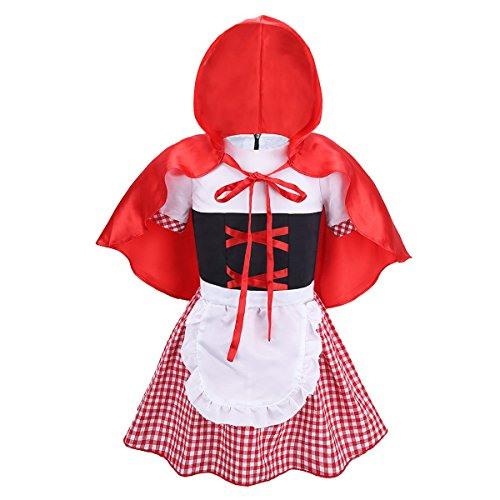 Karnevalklamotten Weihnachtskostüm Weihnachtskleid Baby