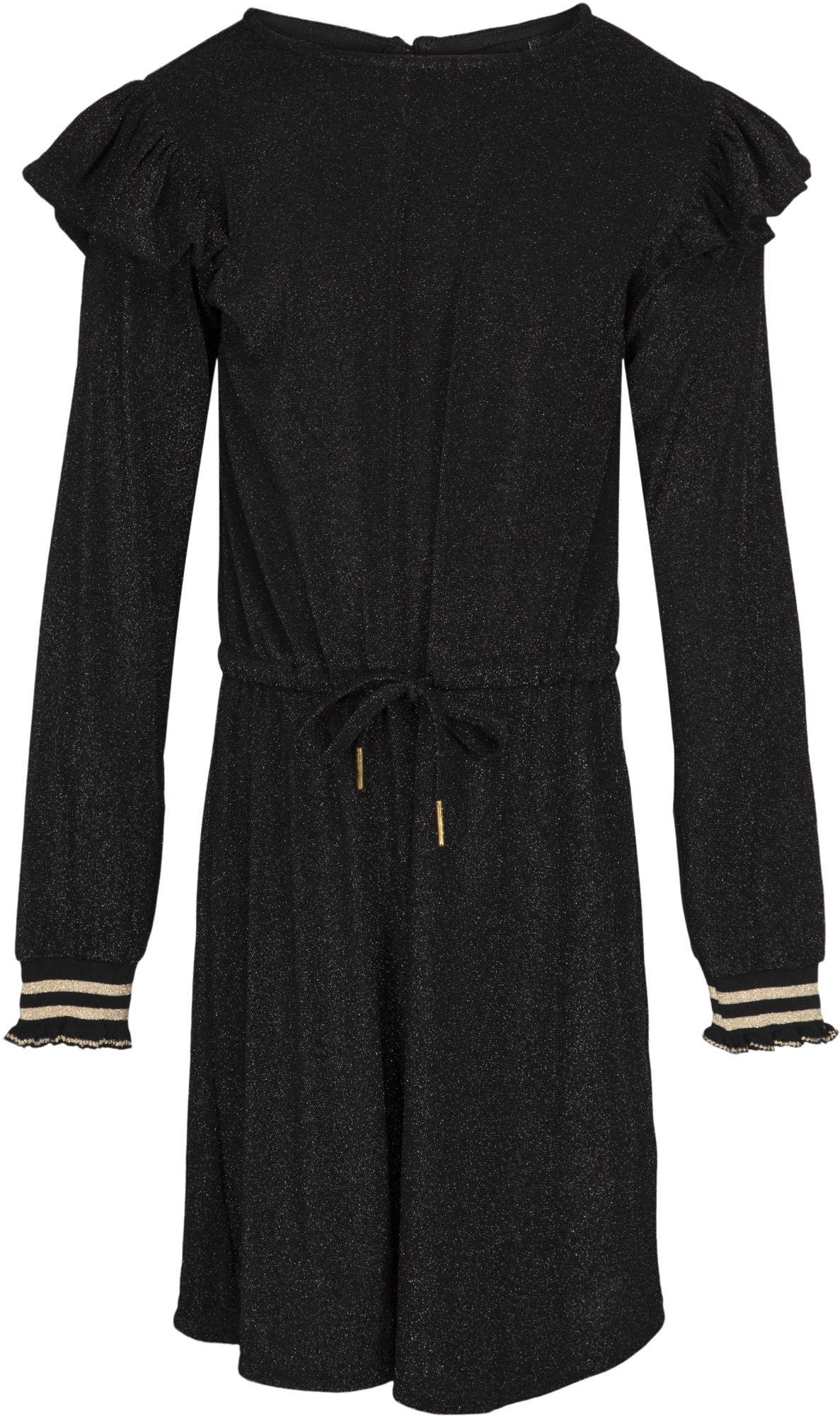 Kaufen Petitsofie Schnoor Kleid Schwarz  Jollyroom