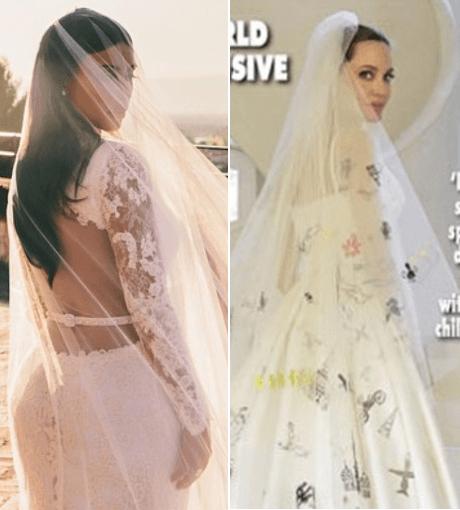 Kim Kardashian  Hochzeitsduell Mit Brangelina  Ok Magazin