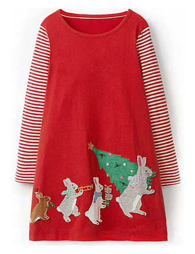 Kinder Mädchen Weihnachten Kleid Rote 7752484 2021  2089