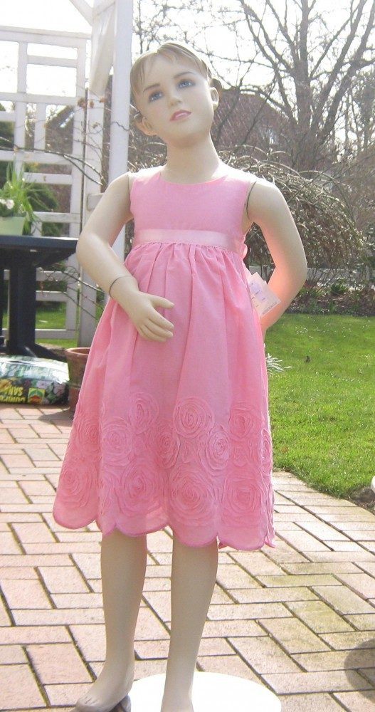 Kinderit Blumenkind Mädchenkleid Fest Kleid Flower