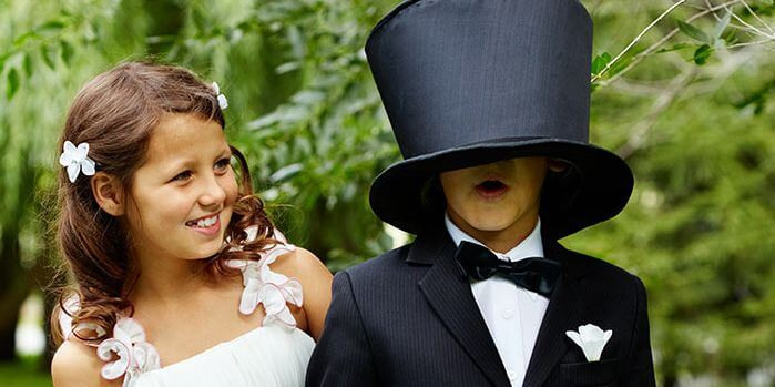 Kinderkleidung Für Die Hochzeit  Hochzeitsportal24