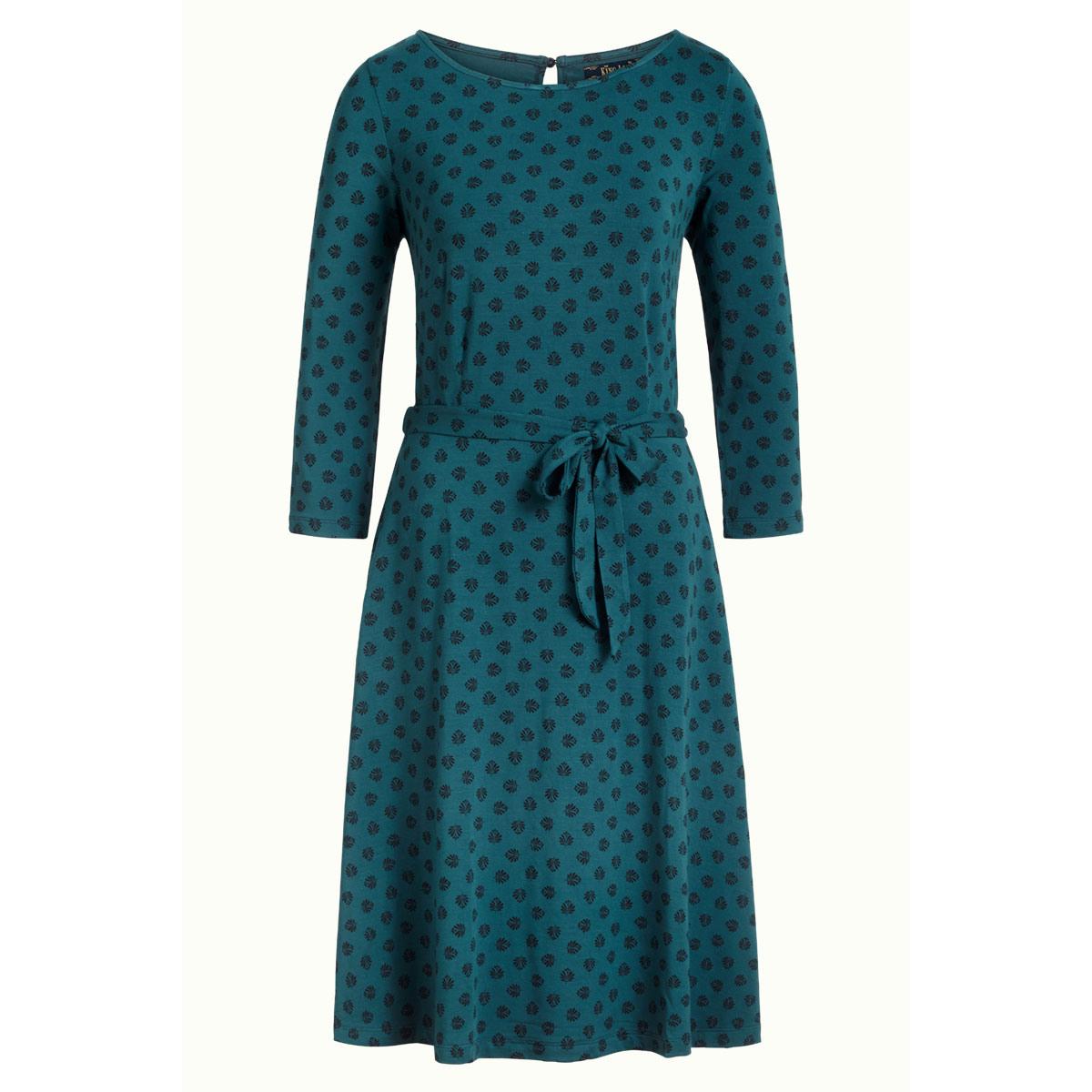 King Louie  Betty Dress York  Damen Kleid  Pond Blue
