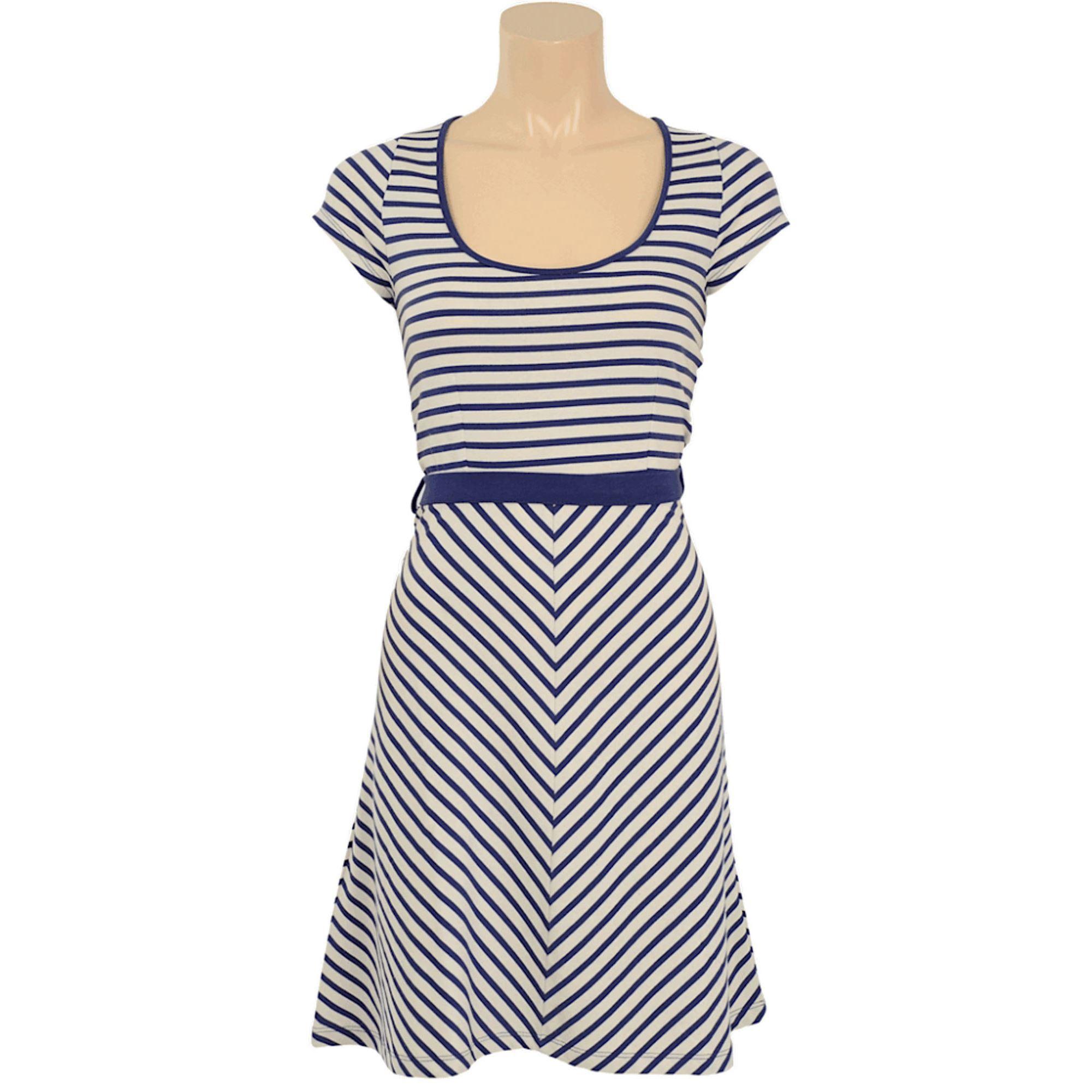 King Louie Kleid Shsl Breton Stripe Ella Dress